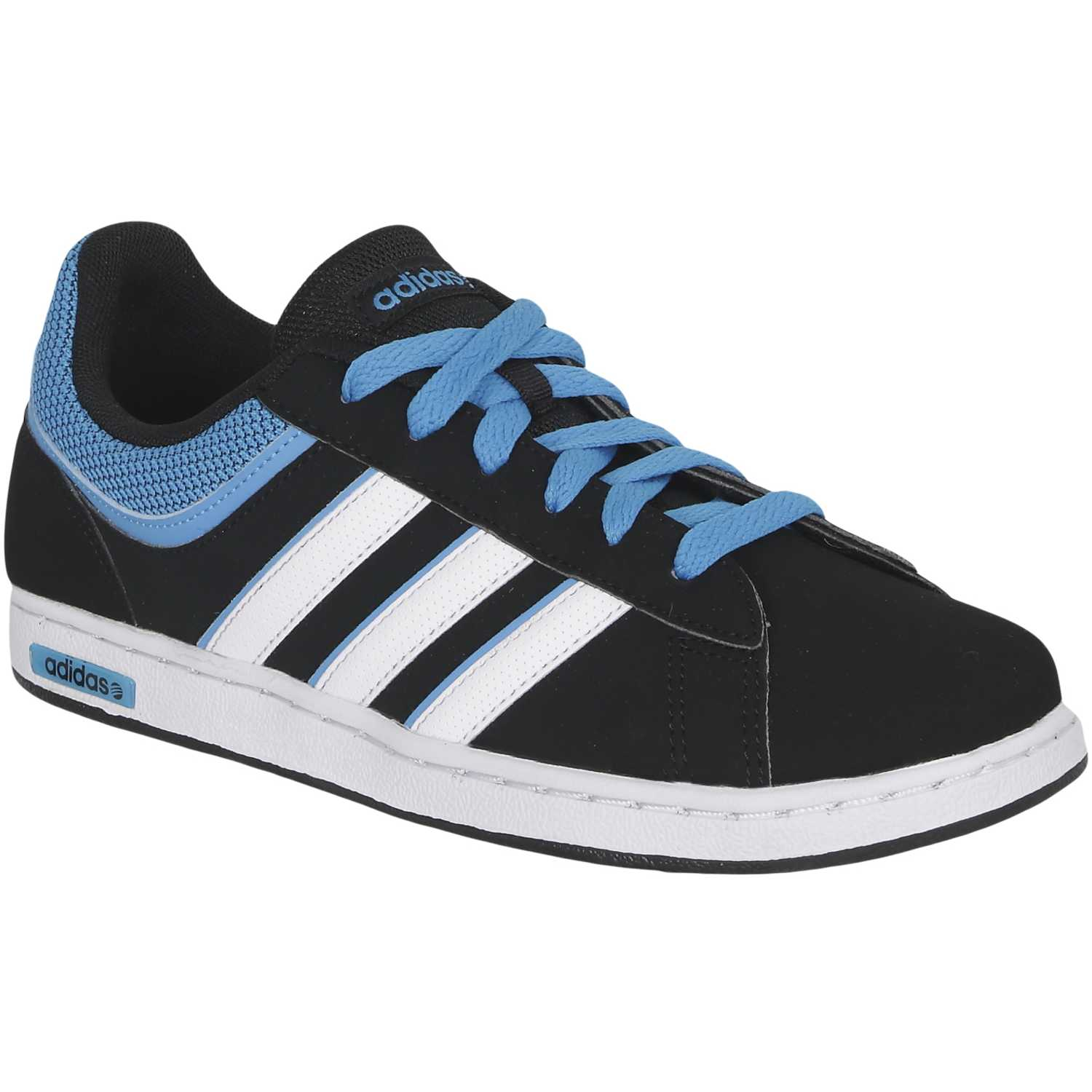 super popular 9db1b 51897 spain zapatilla de jovencito adidas neo negro derby set k e1ae8 9b275