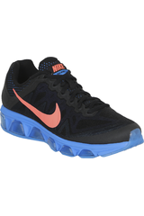Zapatilla de Hombre Nike AIR MX TAILWIND 7 Negro / Celeste