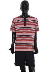Pijama de Hombre Kayser 77.478 Rojo