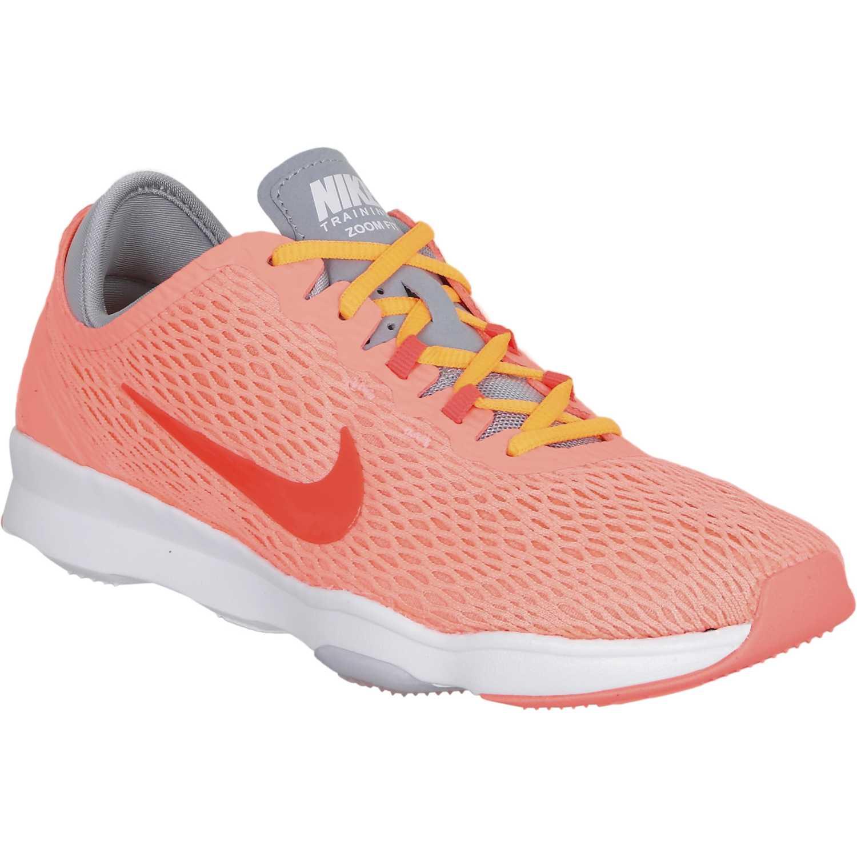 pretty nice 3a4f7 16fde Zapatilla de Mujer Nike Coral zoom fit w