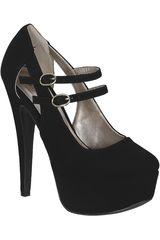 Calzado de Mujer Platanitos CP PENELOPE202-M Negro