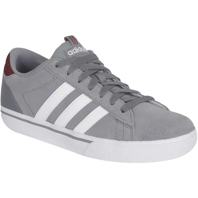 zapatillas adidas neo grises