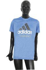 adidas Azul de Hombre modelo PES ADI TRAIN Deportivo Polos