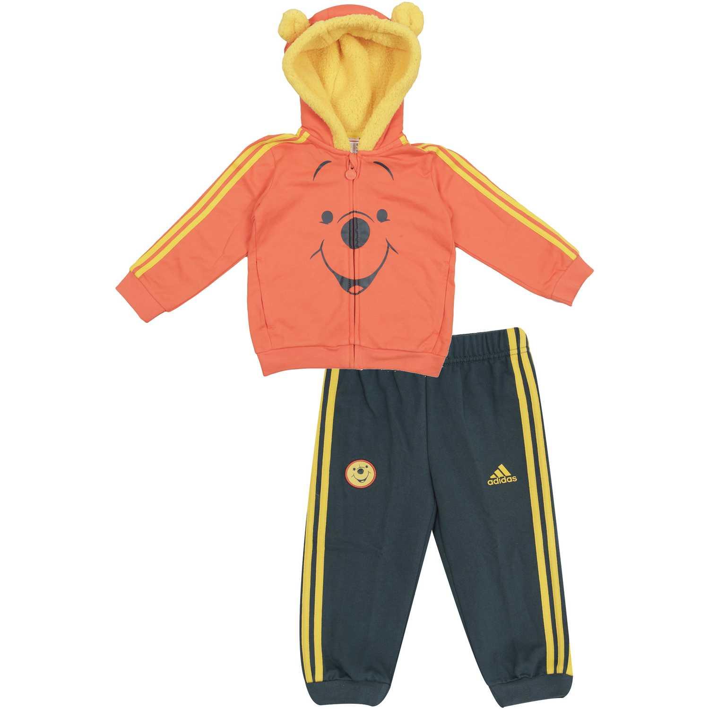 10b5f6251 Buzo de Niño adidas Rojo   Amarillo inf dy wtpfz s