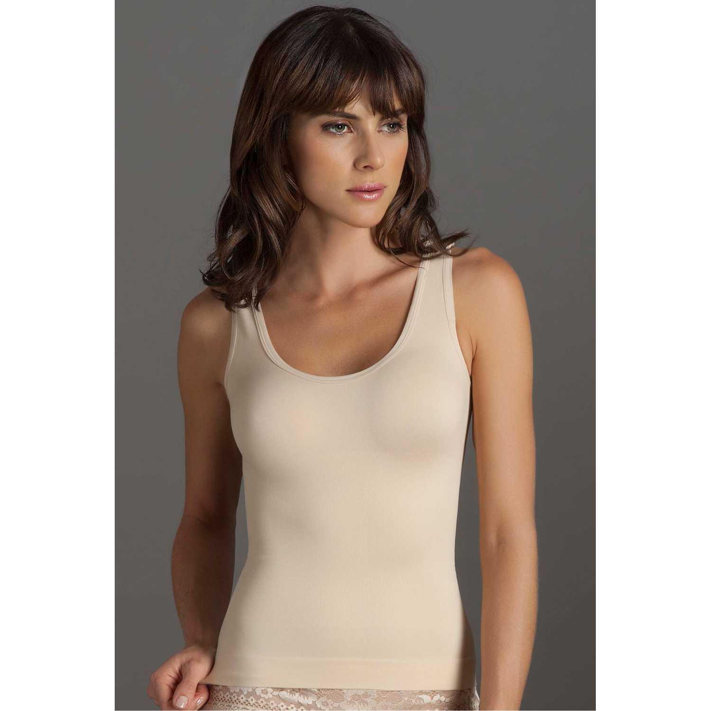 Camiseta de Mujer Kayser Beige 141.040