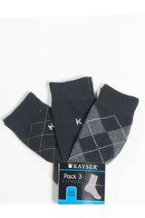 Kayser Gris de Mujer modelo 99.H22 Medias Medias Cortas Ropa Interior Y Pijamas Lencería