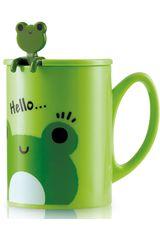 Taza de  Genérica GW #6 Verde