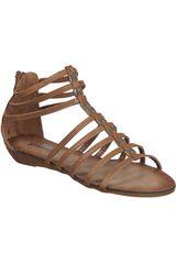 Sandalia de Mujer Platanitos SW REBEL17 Tan