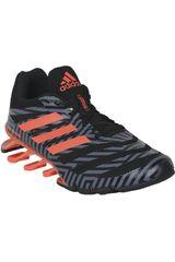 adidas Gris Oscuro de Hombre modelo SPRINGBLADE IG M Deportivo Running Zapatillas