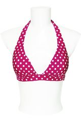 Bikini Brassiere de Mujer Kayser Fucsia RB-1401