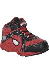 Spider Man Rojo de Niño modelo 2SN2150001 Casual Niños Zapatillas Hombre Calzado