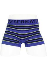 Kayser Azul de Hombre modelo 93.144 Ropa Interior Y Pijamas Boxers Lencería Calzoncillos