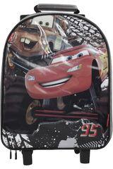 Mochila con ruedas de Niño Cars Rojo 3000111442