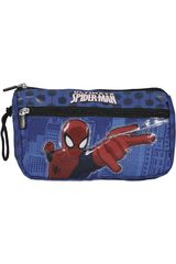 Cartuchera de Niño Spider Man 3000110982 Azul