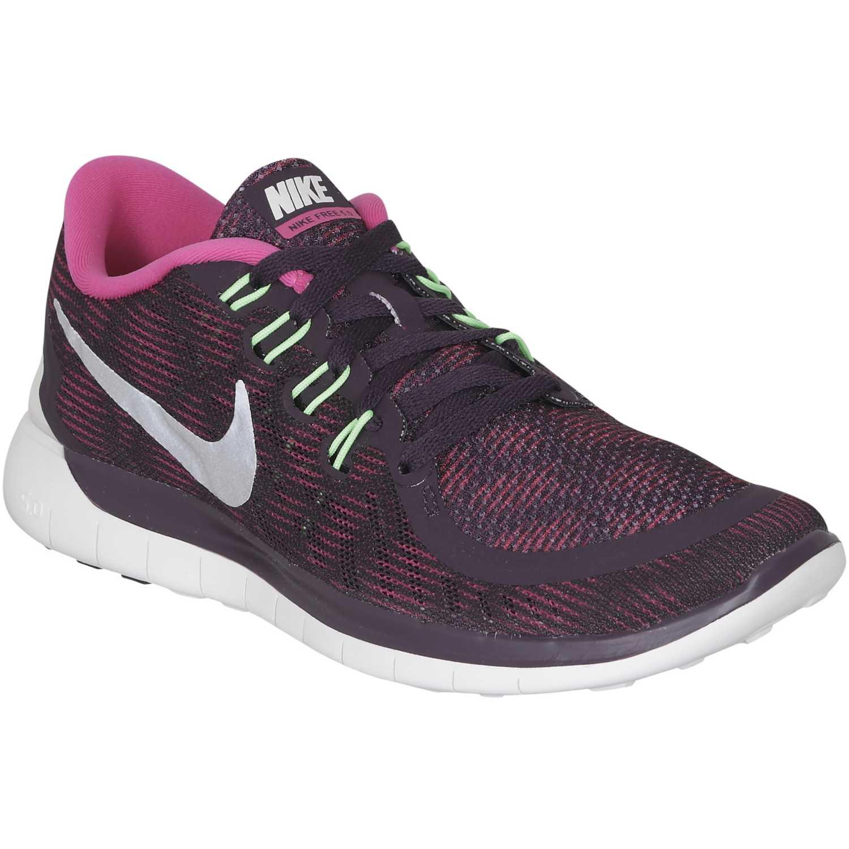 detailed look e100f cb8e3 Zapatilla de Mujer Nike rosado / negro free 5.0 pr w | platanitos.com