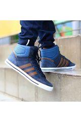 Zapatilla Botín de Hombre adidas NEO Azul cacity md  8fac6cb55f05e