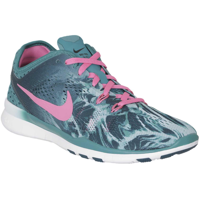 on sale 71a33 b0ec2 Zapatilla de Mujer Nike verde free 5.0 w fit pr | platanitos.com