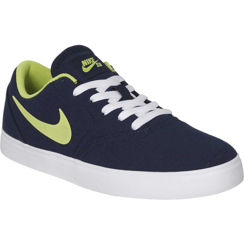 Nike Sb Grises Con Verde