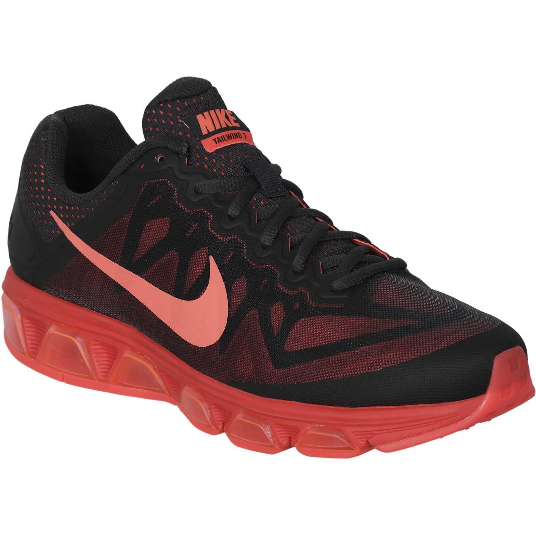 newest b2adc 3c61c Zapatilla de Hombre Nike Rojo   Negro air mx tailwind 7