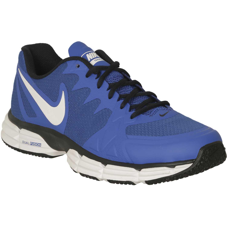 zapatillas nike dual fusion azul