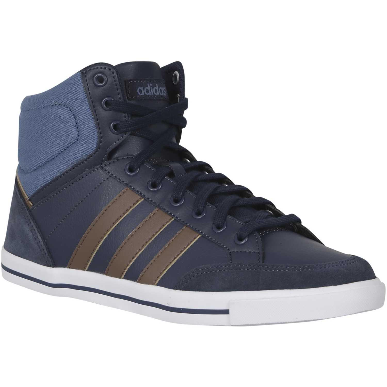 adidas neo bota azul