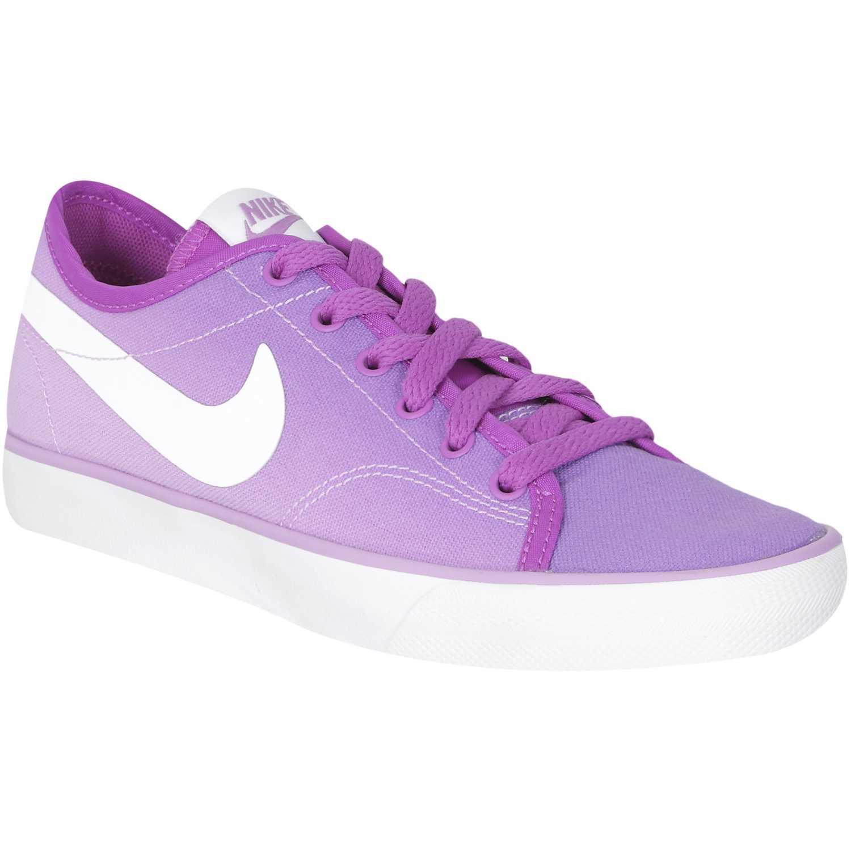 Zapatilla de Mujer Nike Fucsia / Blanco primo court pr