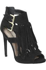 Platanitos Negro de Mujer modelo SP DIAMOND12 Calzado Sandalias Casual Cuña