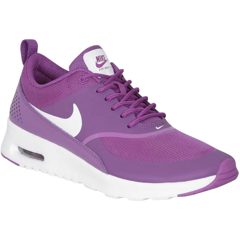 Zapatilla de Mujer Nike Fucsia Blanco air max thea w
