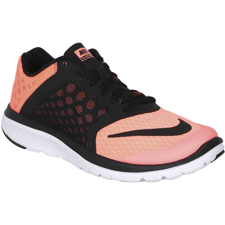 Zapatilla de Mujer Nike Rosado   Negro fs lite run 3 w  997156446a1d7