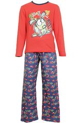 Pijama de Niño Kayser 64.983 Rojo