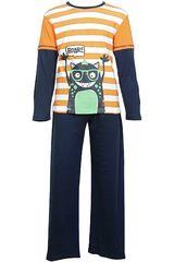 Pijama de Niño Kayser 64.984 Anaranjado