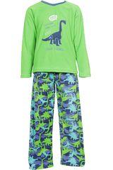Pijama de Niño Kayser 64.987 Verde
