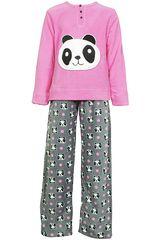 Pijama de Niña Kayser 65.1036 Rosado