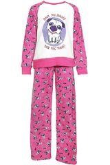 Pijama de Niña Kayser65.1037 Fucsia