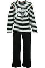 Pijama de Niño Kayser 66.979 Negro