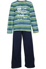 Pijama de Niño Kayser 66.980 Azul