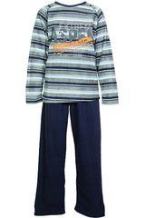 Pijama de Niño Kayser 66.982 Azul