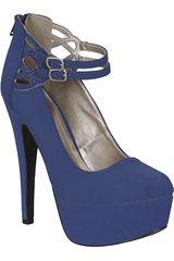 Calzado de Mujer Platanitos CP PENELOPE177 Azul