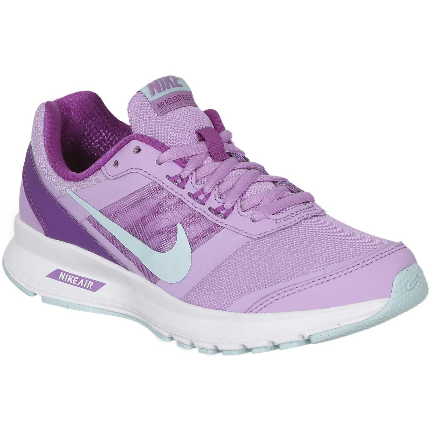 innovative design 809f5 35c50 Relentless Mujer 5 Air Lila Msl Zapatilla De Nike Wmns SvTHU
