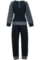 Pijama de Mujer Kayser 60.1029 Azul