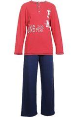 Pijama de Hombre Kayser 67.972 Rojo