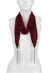 Bufanda de Mujer Genérica SC150251-1 Rojo