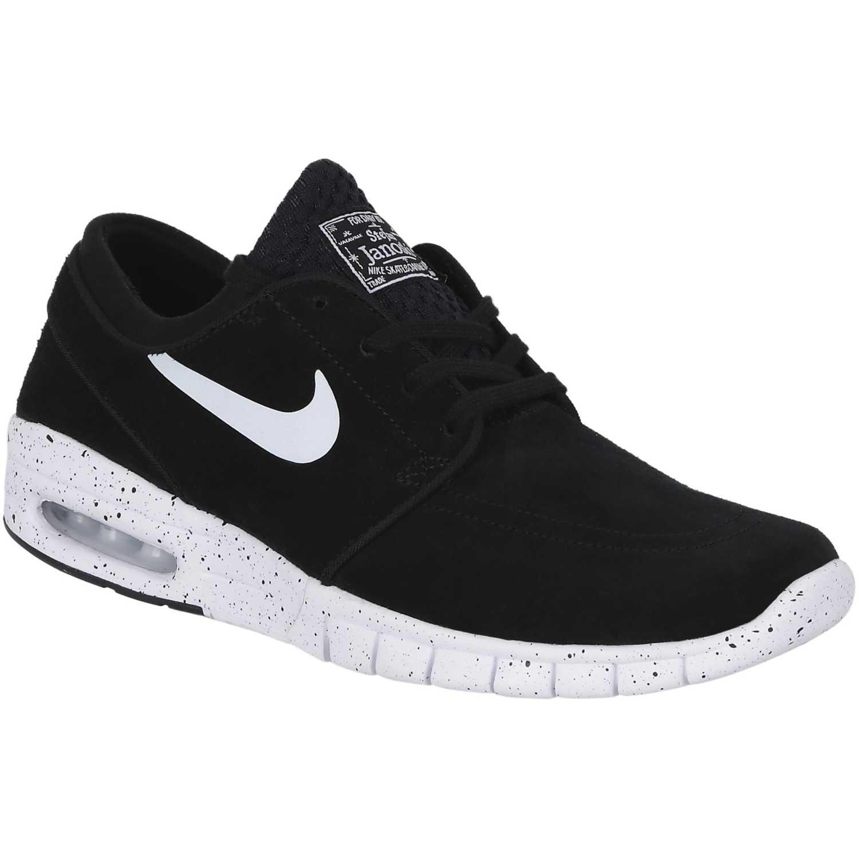 cf96ab81e6794 Zapatilla de Hombre Nike Negro   blanco stefan janoski max l ...