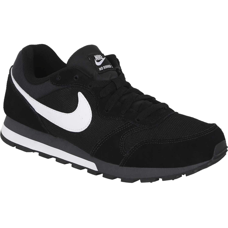 20e54134e543d Zapatilla de Hombre Nike Negro md runner 2