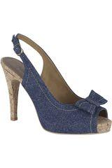 Sandalia de Mujer Platanitos SP 5053 Azul