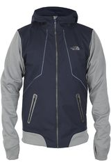Casaca de Hombre The North Face M KILOWATT JACKET Azul / Gris