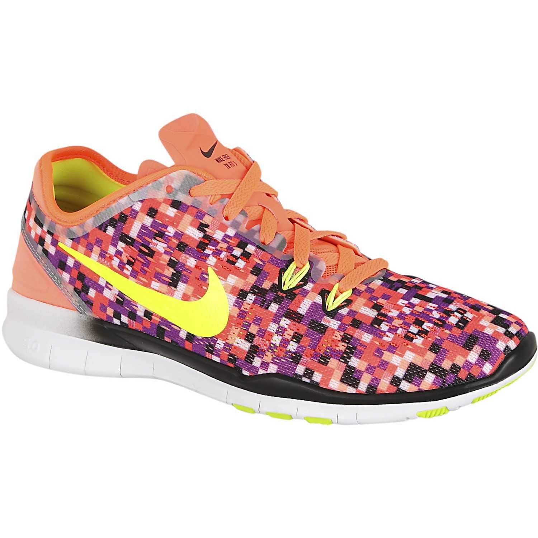 on sale 97a8e 29092 Zapatilla de Mujer Nike varios wmns free 5.0 tr fit 5 prt