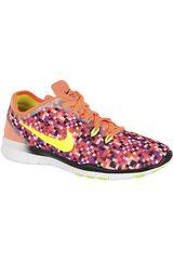 Nike Varios de Mujer modelo WMNS FREE 5.0 TR FIT 5 PRT Zapatillas Deportivo Calzado Training Casual