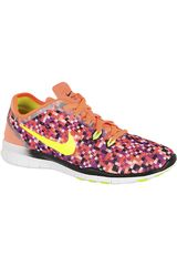 Zapatilla de Mujer Nike WMNS FREE 5.0 TR FIT 5 PRT Varios