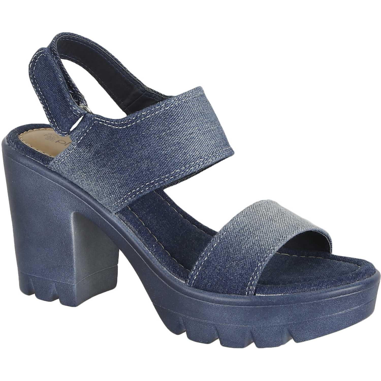 Azul Sp Sandalia Platanitos 9217 Mujer De 0wNnvm8